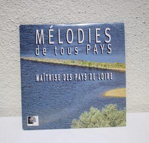 Mélodies de tous pays par la Maîtrise des Pays de Loire