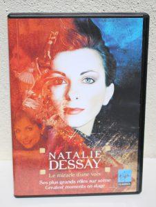 DVD Natalie Dessay - Le miracle d'une voix