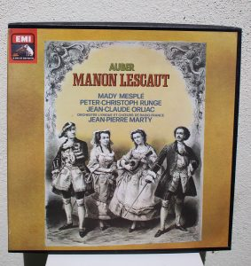 Manon Lescaut - Auber