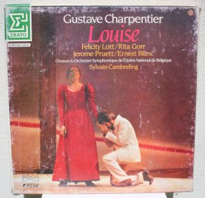 Gustave Charpentier - Louise